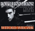 """Expressions"" Witold Wilczek - piano"